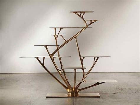 Tree Branch Shelf Scenic Furniture Fabulous Gold Tree