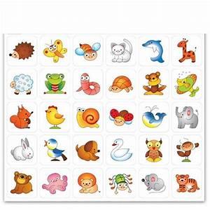 Tiere Für Kinder : erkennungsschilder f r garderobe und bildtafeln ~ Lizthompson.info Haus und Dekorationen