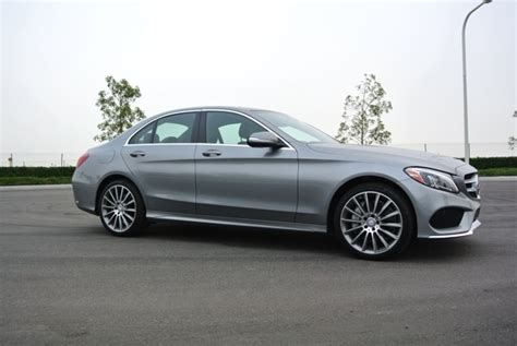 It depends on the exact package and feature of the car purchased but most mercedes benz e class automobiles cost over $40,000 up to about $55,000. 2015 Mercedes-Benz C300 Sedan Quick Take: C-Class brims ...