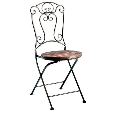 chaise bois pliante chaise pliante fer forge 28 images chaise jardin