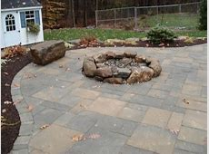 Bluestone Patio Brick Paver Path Reclaimed Barr Pavers And