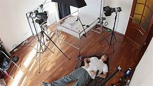 Backstage Of Studio Photography/video Shooting, Time-lapse ...