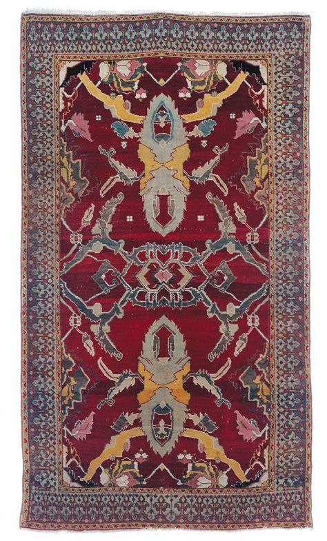 asta tappeti tappeto indiano agra xix secolo tappeti antichi