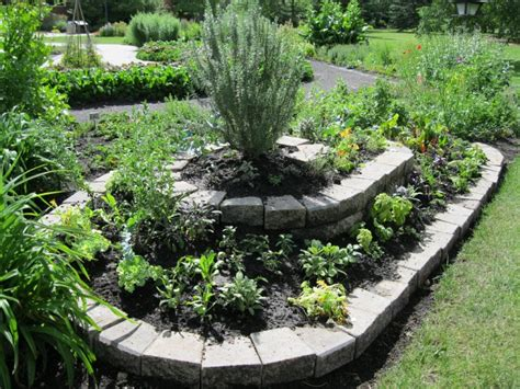 herb garden design ideas photograph ewa   garden