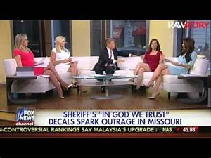 Fox News 'Outnumbered' hosts argue over 'In God We Trust ...