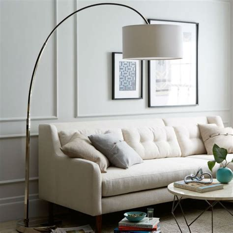 modern floor lamp  elegant living room ideas modern
