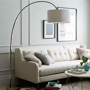 5 modern floor lamp for elegant living room ideas modern With floor lamp for small living room