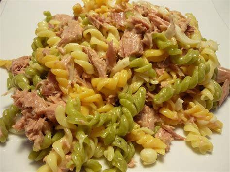 salade de p 226 tes au thon