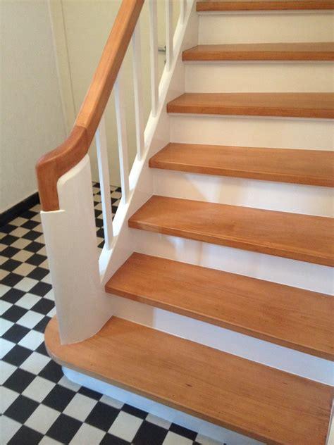Treppensanierung Stufen Aus Holz Aufarbeiten by Alte Holztreppe Abschleifen Treppensanierung