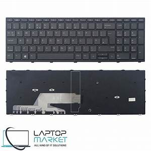 New Uk Keyboard For Hp Probook 450 455 470 G0 G1 G2 Series