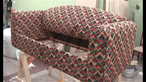 Upholstery Diy Sofa by Diy How To Reupholster A Sofa Bed Alo Upholstery