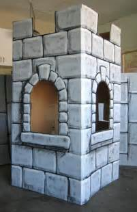 Halloween Classroom Door Decorating Contest by How Do You Paint That Cool Brick Pattern On The Castle