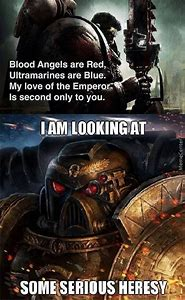 Best Warhammer 40k Memes Ideas And Images On Bing Find What You