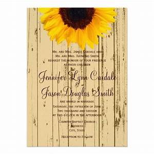 country sunflower barn rustic wedding invitations http With inexpensive sunflower wedding invitations