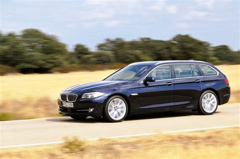 2011 bmw 5 series touring review top speed