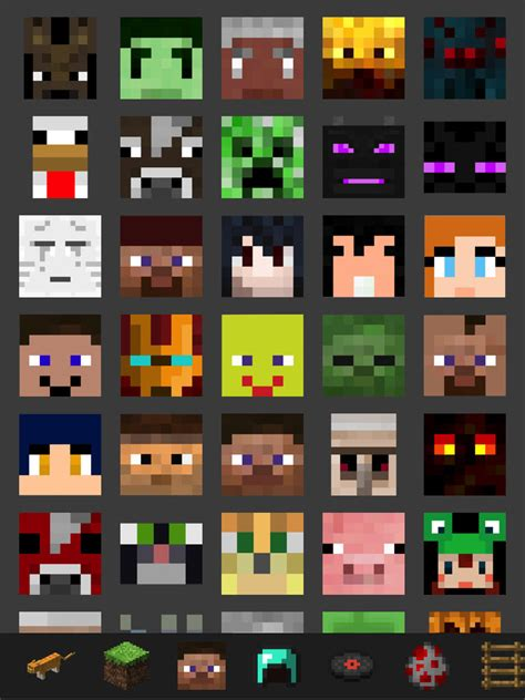 allminecraftcharacters  minecraft img
