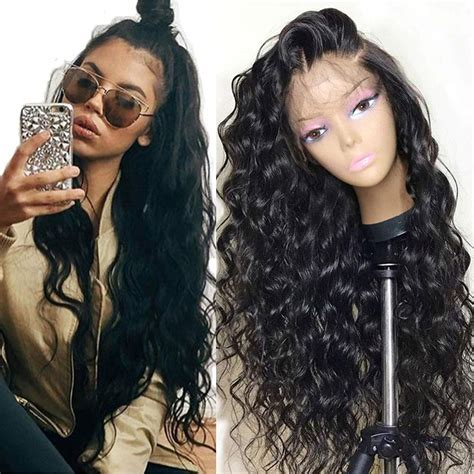 2018 New Style Straight Lace Front Wigs With