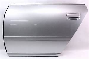 Lh Rear Door Shell Skin 02-04 Audi A6 S6 Rs6 C5