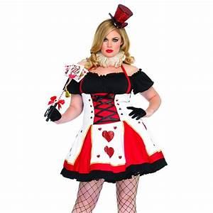 La Reine De Coeur : d guisement reine de coeur sexy la magie du deguisement ~ Nature-et-papiers.com Idées de Décoration