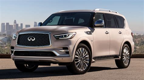 Infiniti Qx80 Backgrounds by 2018 Infiniti Qx80 Hd Wallpaper Background Image