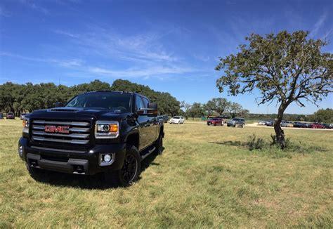 2017 Gmc Sierra Hd All-terrain X Completes The Off-road