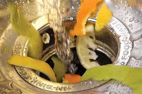 Kitchen Sink Stinks No Disposal by How To Naturally Deodorize A Stinky Garbage Disposal