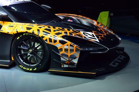 Mclaren Senna Gtr Concept Is An Embodiment Of True Luxury