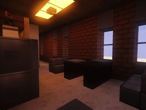 modern apartment building minecraft building
