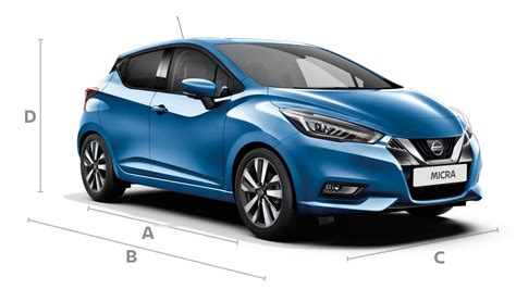 technical information  nissan micra specifications