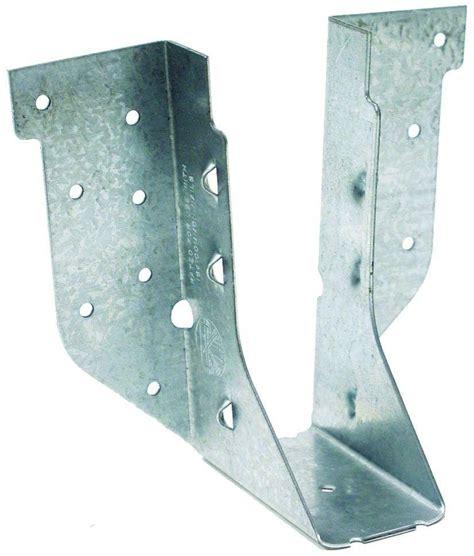 2 X 6 Decorative Joist Hangers by Strong Tie Hus26 2x6 Heavy Shear Joist Hanger