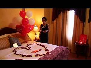 Video: Romantic Ways to Decorate a Hotel Room on Valentine ...