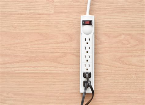 10 Things Never To Plug Into A Power Strip