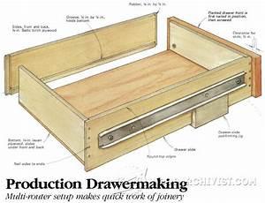 Building Drawer Slides Joy Studio Design Gallery Best
