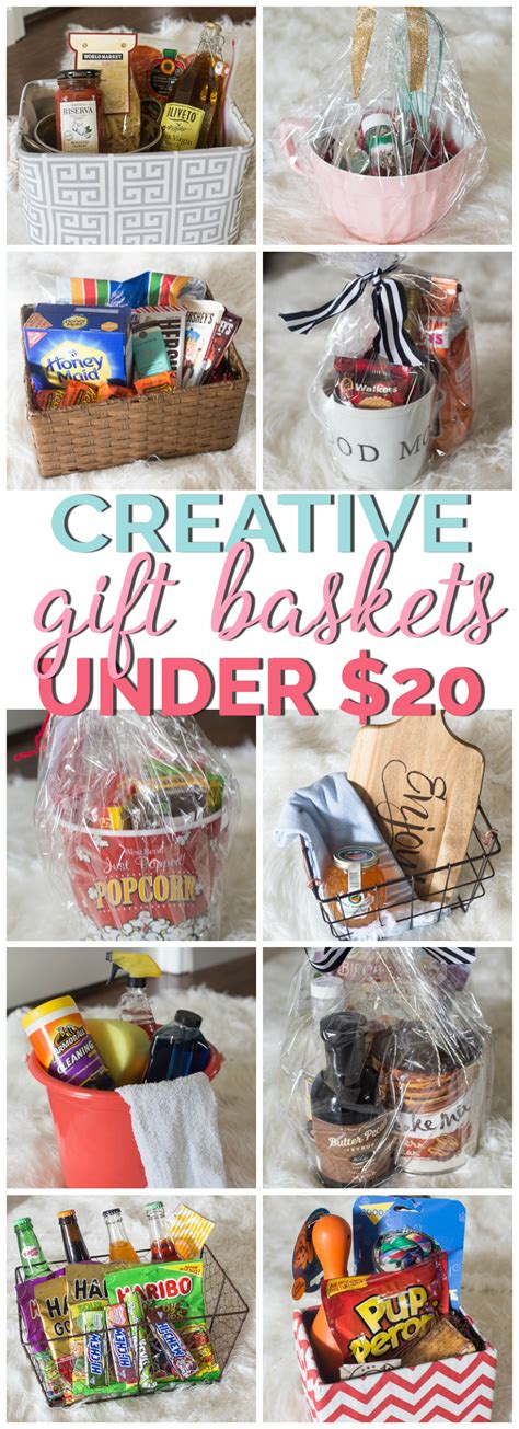 pasta gift basket creative gift basket ideas 20