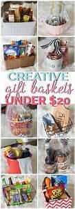 Creative, Gift, Basket, Ideas, Under, 20