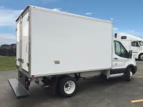 ford transit box truck reefer vans  sale