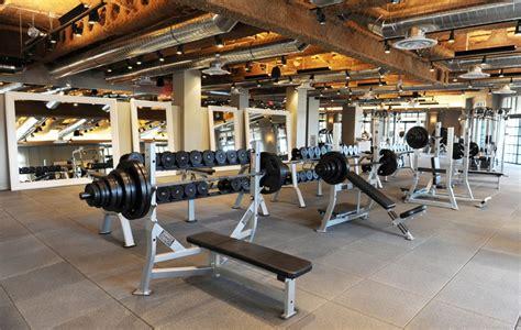 standard fitness gym size home floor plan design interior