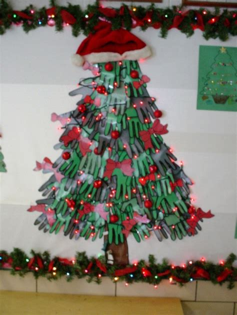paper christmas tree bulletin board tree bulletin board bulletin board ideas preschool bulletin boards