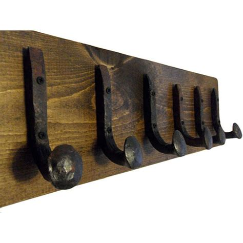 rustic coat rack rustic coat racks easy home concepts