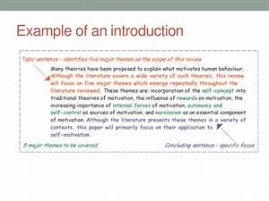 7 Chapter 3 A Writing Literature Review