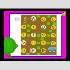 Recognition Of Upper Case (capital Letters)  Kindergarten Worksheet Activity Youtube