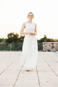 Brautkleid Vintage Schlicht : brautkleid vintage stil mit transparentem r cken und ~ Watch28wear.com Haus und Dekorationen