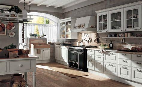 gaia classic white kitchen interior