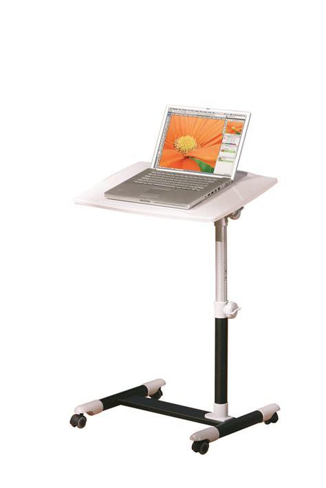 aloma skrivebord laptop bord hvit svart kjop na og fa levert pa doren