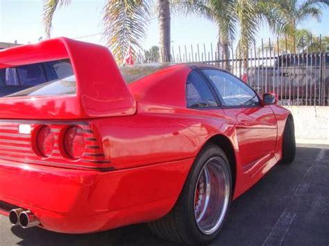 F40 Kit Car by At Least It S Not A Fiero 300zx F40 Kit Car