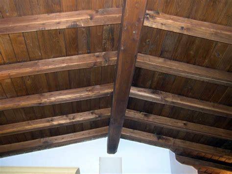 Tetti In Legno Di Castagno foto tetto in legno di castagno di frasca legnami 97716