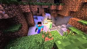 Minecraft HEROBRINE vs SLENDERMAN! - YouTube