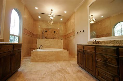 Travertine Bathroom Noble Chic And Authenticity Of