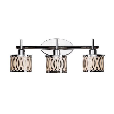 Bathroom Lights Canada by Bel Air Lighting 3 Light Polished Chrome Bathroom Vanity