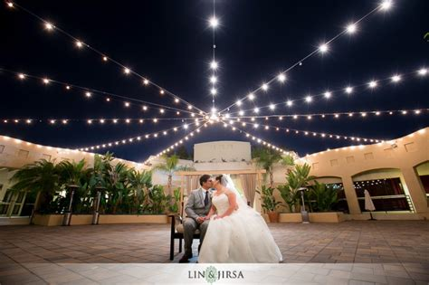 grand long beach event center wedding merlin  golda